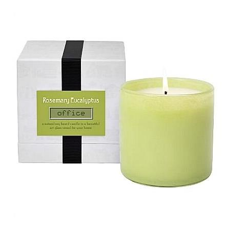 Lafco Office Candle Rosemary Eucalyptus 16oz