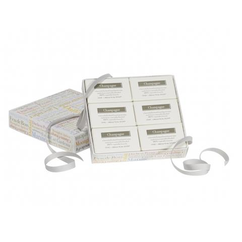 Lafco House & Home Guest Soaps For Him Champagne 6 x 1.86oz