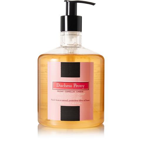Lafco House & Home Liquid Soap Duchess Peony 15oz