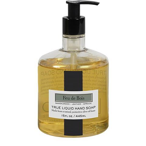 Lafco House & Home Liquid Soap Feu De Bois 15oz