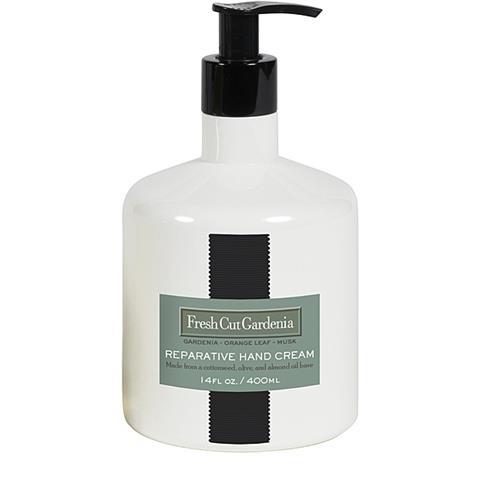 Lafco House & Home Fresh Cut Gardenia Hand Cream 15oz