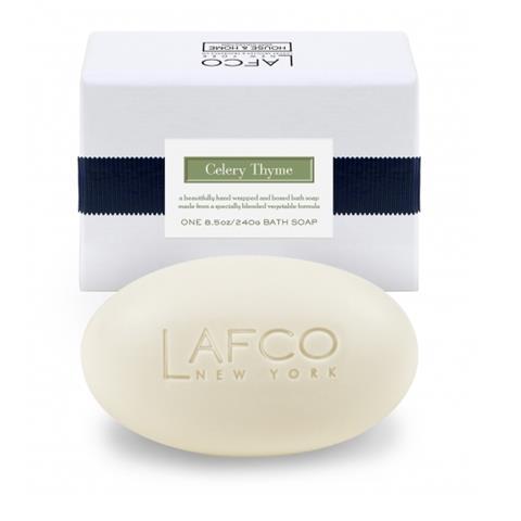 Lafco House & Home Bath Soap Celery Thyme 8.5oz