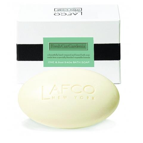 Lafco House & Home Bath Soap Fresh Cut Gardenia 8.5oz