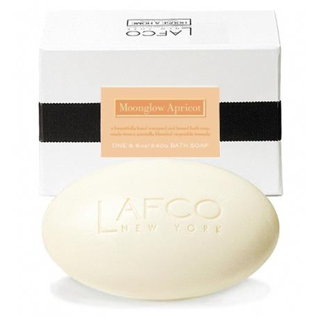 Lafco House & Home Bath Soap Moonglow Apricot 8.5oz