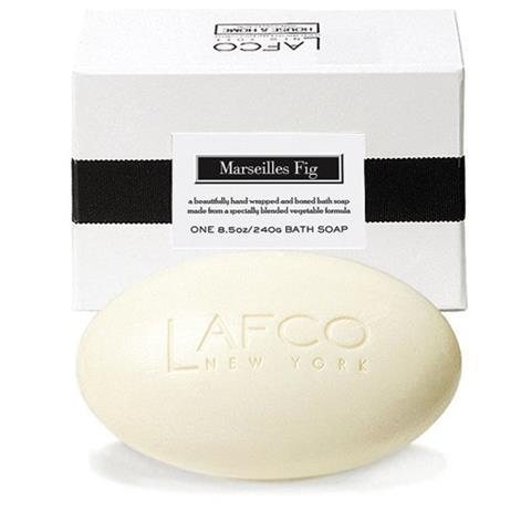 Lafco House & Home Bath Soap Marseilles Fig 8.5oz