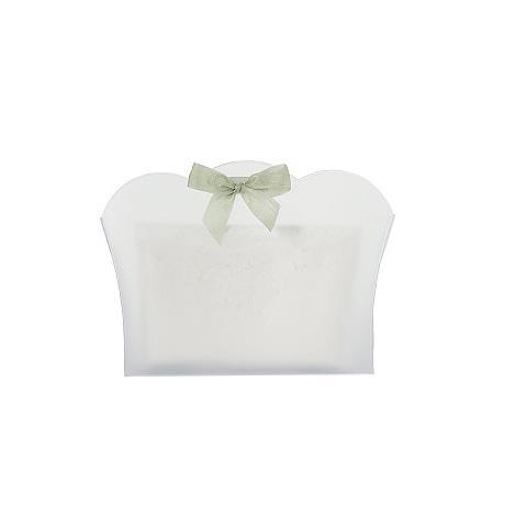 Lady Primrose Celadon Dusting Silk Refill Pouch 3oz