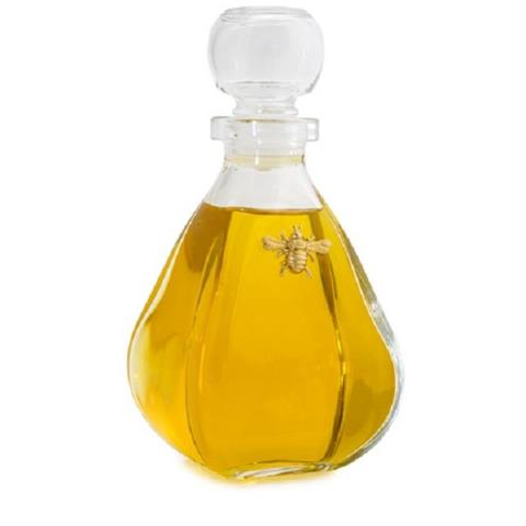 Lady Primrose Royal Extract Bathing Gel Glass Decanters 6oz