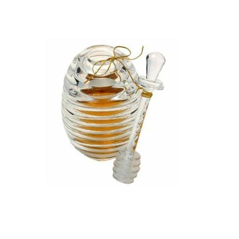 Lady Primrose Royal Extract Honey Pot With Bathing Gel 4oz