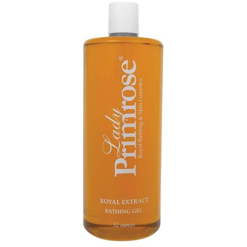 Lady Primrose Royal Extract Bathing Gel Large Refill 32oz