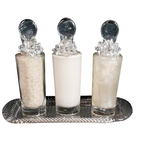 Lady Primrose Tryst Crystal Gift Set (Including Tray)