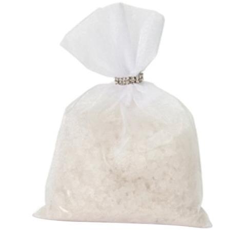 Lady Primrose Tryst Bath Salts In Organza Bag & Decanter Refill 8oz