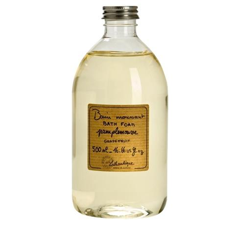 Lothantique Authentique Bath Foam Grapefruit 500ml/16.90oz