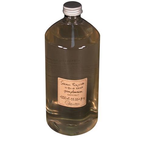 Lothantique Authentique Liquid Soap Grapefruit 1000ml/33.8oz