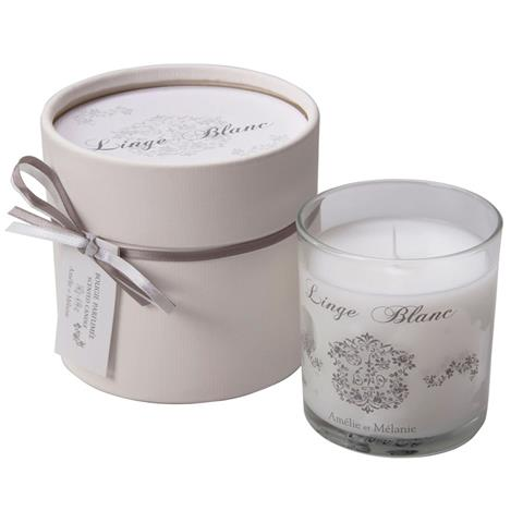 Lothantique Linge Blanc Scented Candle 140g/4.94oz
