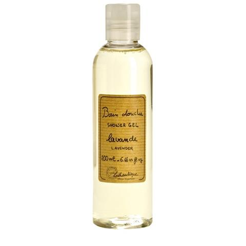Lothantique Shower Gel Lavender 200ml/6.66oz