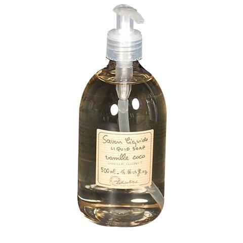 Lothantique Authentique Liquid Soap Vanilla Coco 500ml/16.9oz
