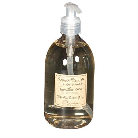 Lothantique Authentique Liquid Soap Vanilla Coco 500ml/16.9oz
