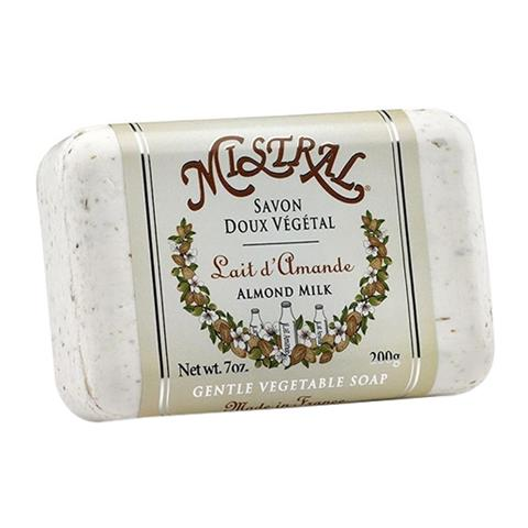 Mistral Classsic French Soap Almond Milk 7oz