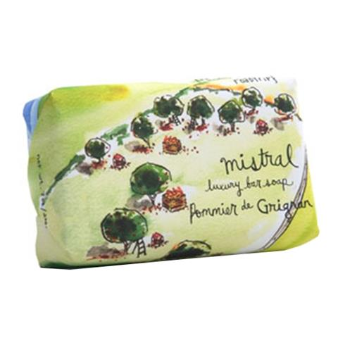 Mistral Sur La Route Grignan Apple Soap 7oz