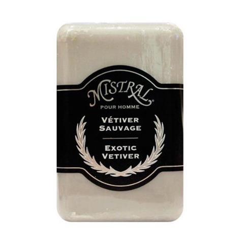 Mistral Men's Soap Exotic Vetiver 8.8oz/250G
