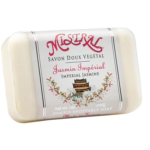Mistral Classsic French Soap Imperial Jasmine 7oz