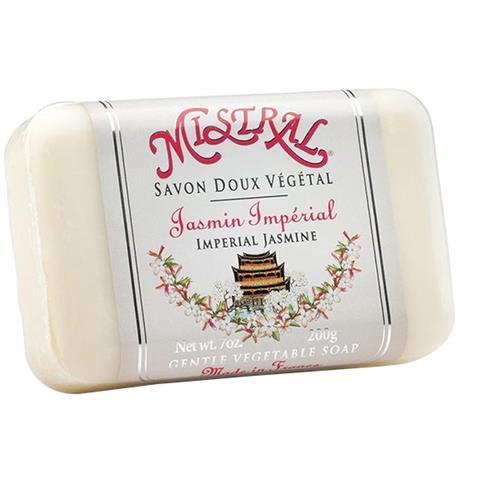 Mistral Classsic French Soap Imperial Jasmine 7oz