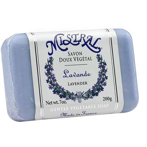 Mistral Classic French Soap Lavender 7oz