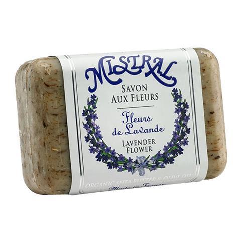 Mistral Classic French Soap Lavender Flower 7oz