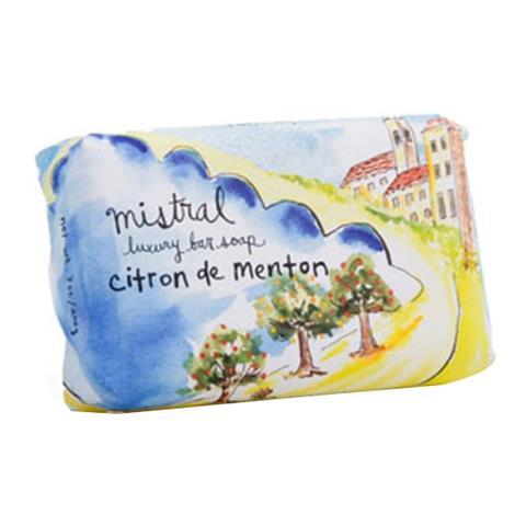 Mistral Sur La Route Menton Citrus Soap 7oz