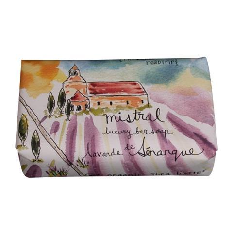 Mistral Sur La Route Senanque Lavender Soap 7oz