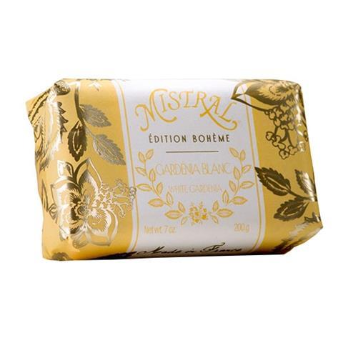 Mistral Edition Boheme White Gardenia Soap 7oz