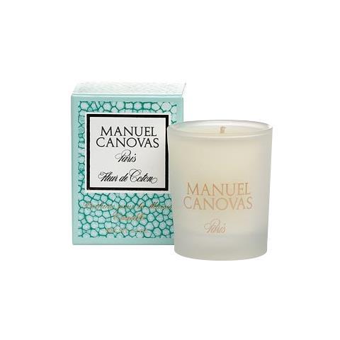 Manuel Canovas Fleur de Coton Small Candle 1.2oz