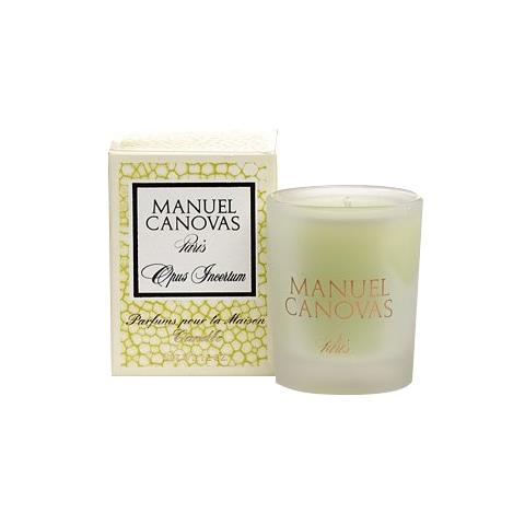 Manuel Canovas Opus Incertum Small Candle 1.2oz