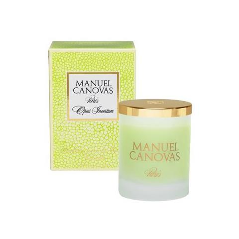 Manuel Canovas Opus Incertum Large Candle 6.6oz Approx 60 Hours