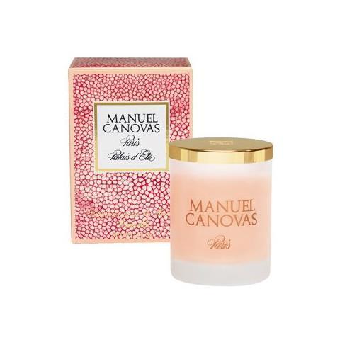 Manuel Canovas Palais d'Ete Large Candle 6.6oz Approx 60 Hours