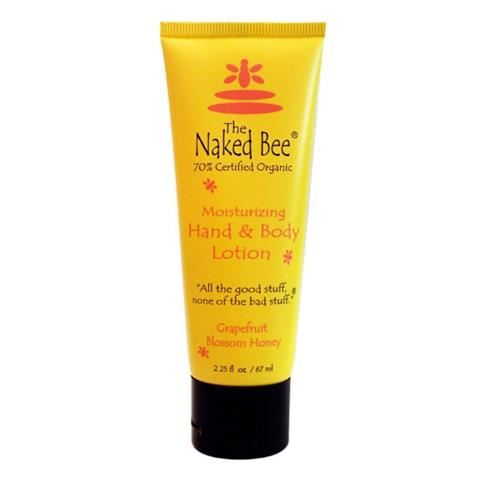 The Naked Bee Grapefruit Blossom Honey Hand & Body Lotion 67ml/2.25oz