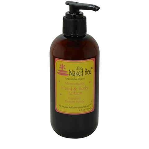 The Naked Bee Grapefruit Blossom Honey Hand & Body Lotion 237ml/8oz
