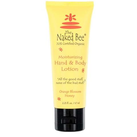 The Naked Bee Orange Blossom Honey Hand & Body Lotion 237ml/2.25oz