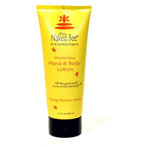 The Naked Bee Orange Blossom Honey Hand & Body Lotion 200ml/6.7oz