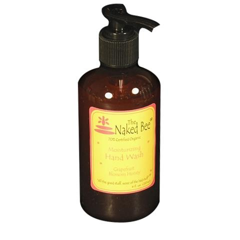 The Naked Bee Grapefruit Blossom Honey Hand Wash 237ml/8oz