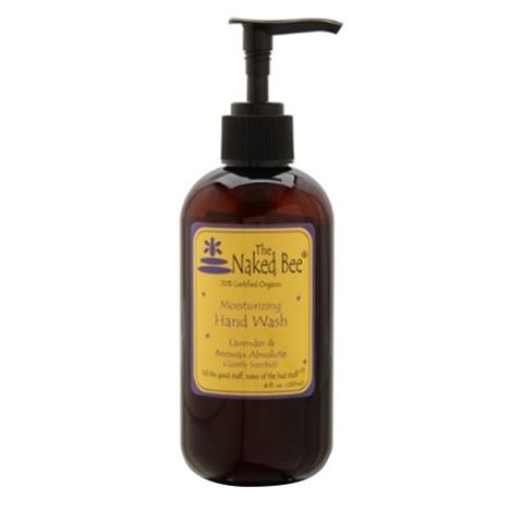 The Naked Bee Lavender Beeswax Absolute Moisturizing Hand Wash 237ml/8oz