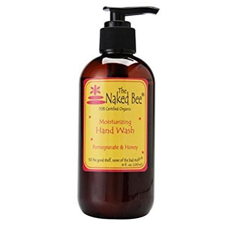 The Naked Bee Pomegranate & Honey Moisturizing Hand Wash 237ml/8oz