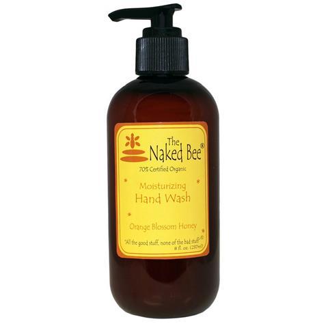 The Naked Bee Orange Blossom Honey Moisturizing Hand Wash 237ml/8oz