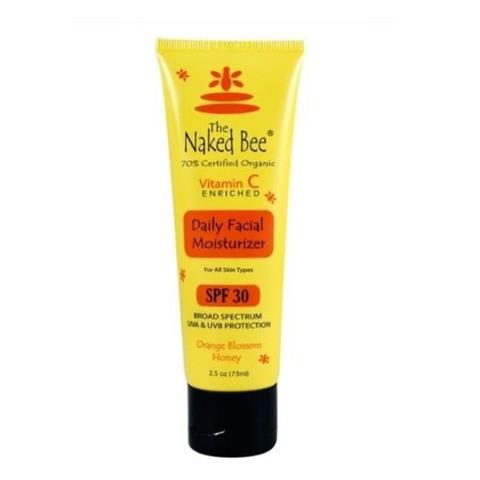 The Naked Bee Orange Blossom Honey Moisturizing Sunscreen 73ml/2.5oz