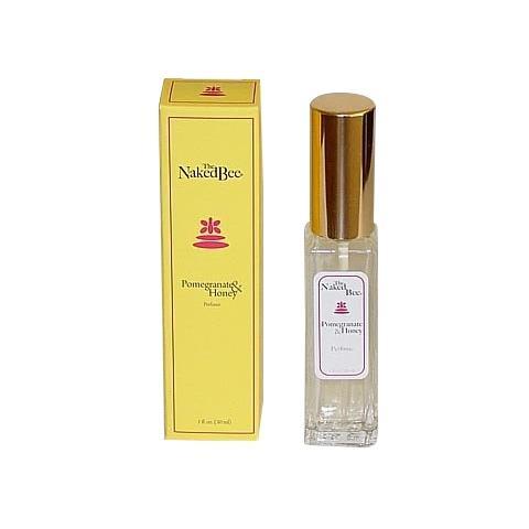 The Naked Bee Pomegranate & Honey Perfume 30ml/1oz