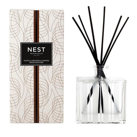 Nest Vanilla Orchid & Almond Reed Diffuser (Alcohol Free) 5.9oz
