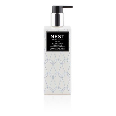 Nest Blue Garden Hand Lotion Pump 10oz