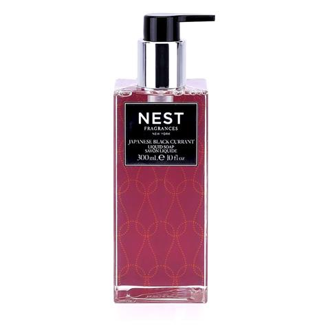 Nest Japanese Black Currant Liquid Soap 10oz
