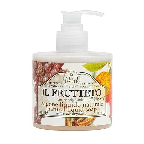 Nesti Dante IL Frutteto The Fruit Garden Liquid Soap/Hand Gel 10.2oz