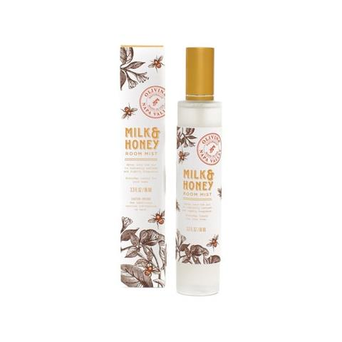 Olivina Milk & Honey Room Mist 3.3oz